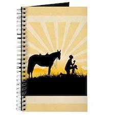 Praying Cowboy Journal