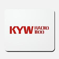 KYW Cleveland '64 - Mousepad