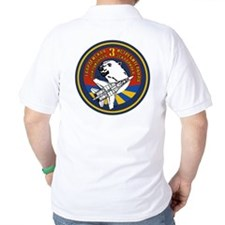 Su-27 Patches T-Shirt