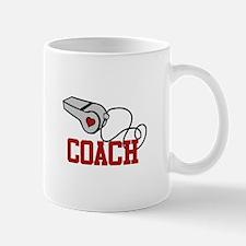 Coach Whistle Mugs