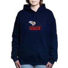 Coach Whistle Women's Hooded Sweatshirt