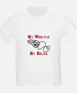 My Whistle T-Shirt