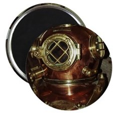 Nautical Diving Helmet Magnets