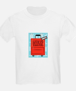 Live to Travel T-Shirt