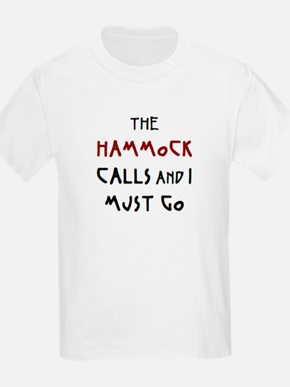 hammock calls T-Shirt