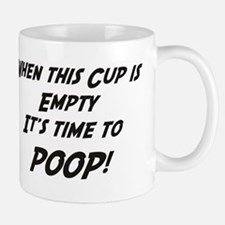 Coffee Poop Mugs