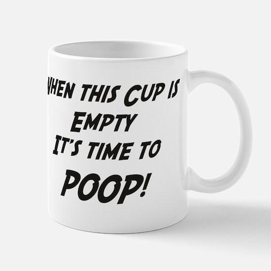 Coffee Poop Mugs