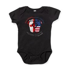 Canadian American Baby Baby Bodysuit