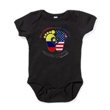 Colombian American Baby Baby Bodysuit