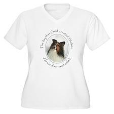 Creation of Shelties #1 T-Shirt