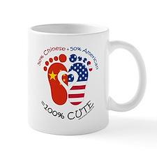 Chinese American Baby Mug