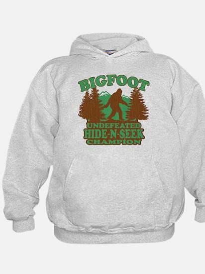 BIGFOOT Funny Saying (vintage distressed design) H