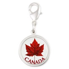 Canada Maple Leaf Souvenir Charms