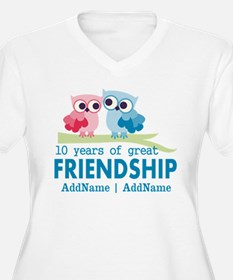Gift For 10th Wed T-Shirt