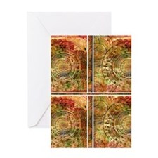 Crop Circles Greeting Cards