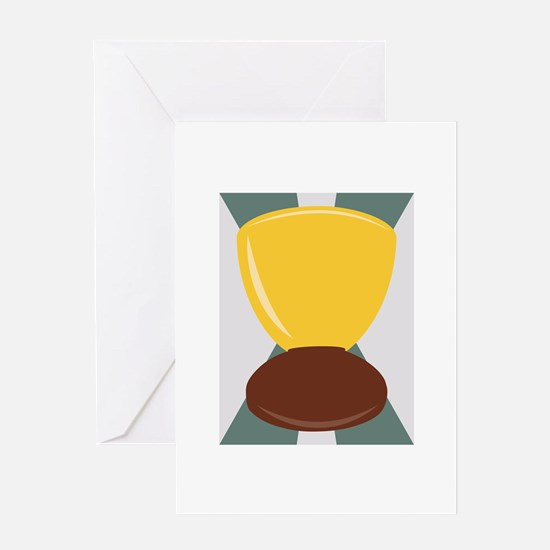 Winners Cup Greeting Cards