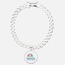 3rd Anniversary Gift Pe Bracelet