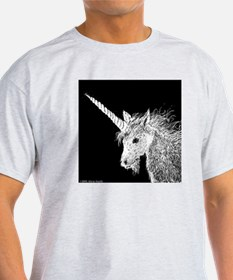 Unicorn of Dragonsteeth Forest T-Shirt