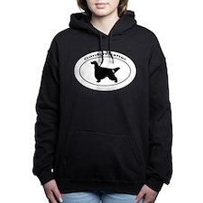 GORDON SETTER Women's Hooded Sweatshirt