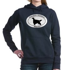 GORDON SETTERS RULE Women's Hooded Sweatshirt