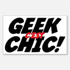 Geek Decal