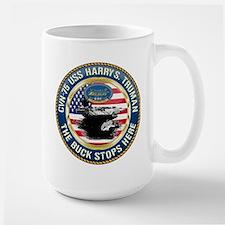 CVN-75 USS Harry S. Truman Mug