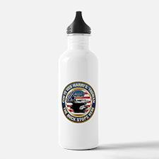 CVN-75 USS Harry S. Tr Water Bottle