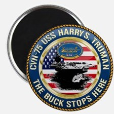CVN-75 USS Harry S. Truman Magnet