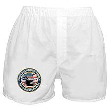 CVN-75 USS Harry S. Truman Boxer Shorts
