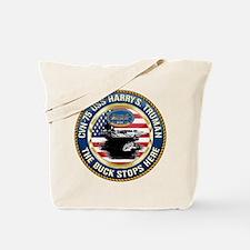 CVN-75 USS Harry S. Truman Tote Bag