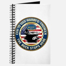CVN-75 USS Harry S. Truman Journal