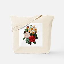 CAMELIA BOUQUET Tote Bag