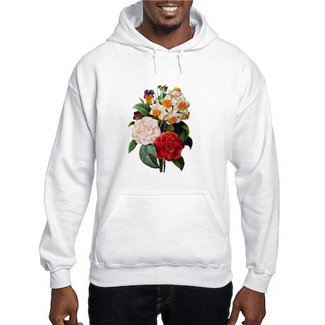 CAMELIA BOUQUET Hooded Sweatshirt