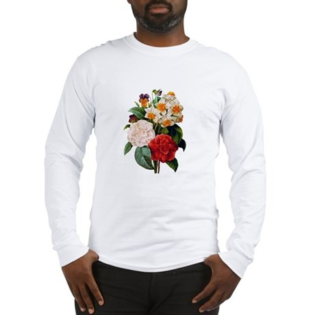 CAMELIA BOUQUET Long Sleeve T-Shirt