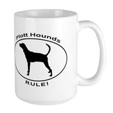 PLOTT HOUNDS RULE Mugs