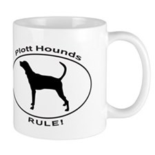 PLOTT HOUNDS RULE Mugs