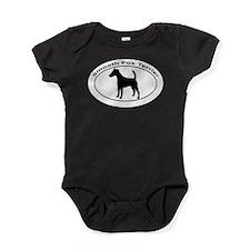 SMOOTH FOX TERRIER Baby Bodysuit