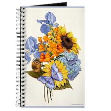 Summer Bouquet Journal