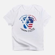 Scottish American Baby Infant T-Shirt
