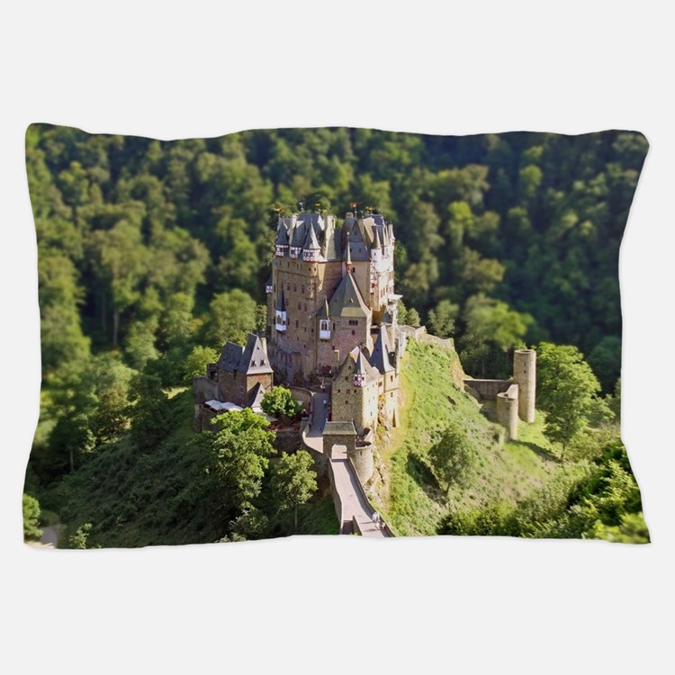 Cute Castles Pillow Case