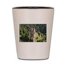 Cute Castle germany Shot Glass