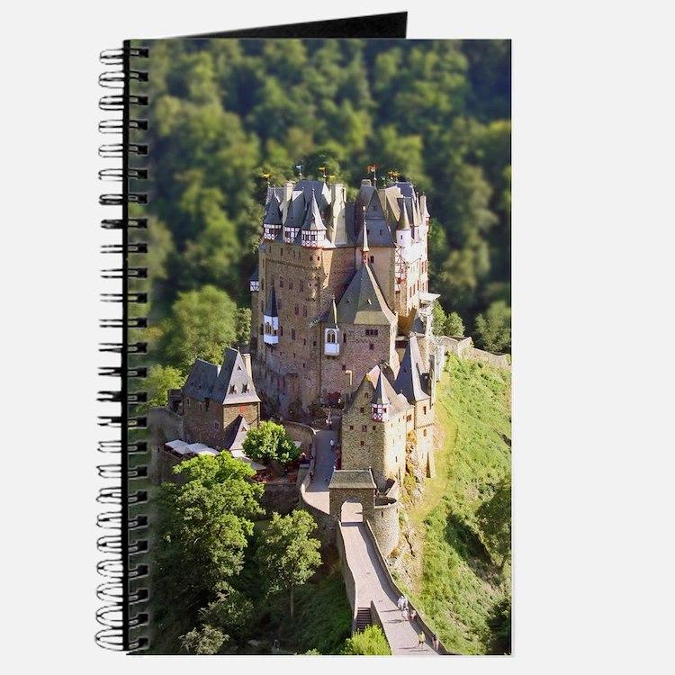 Cute Rhine river Journal