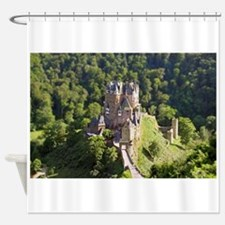 Cute Castles Shower Curtain
