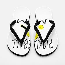 Pickleball MOM Flip Flops