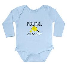 Pickleball coach yellow padd Body Suit