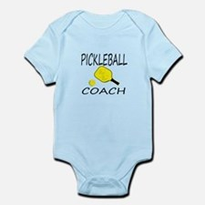 Pickleball coach yellow padd Body Suit