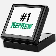 Number 1 NEPHEW Keepsake Box