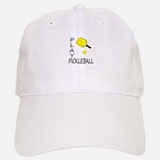Play pickleball Baseball Baseball Baseball Cap