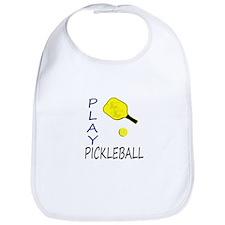 Play pickleball Bib