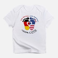 German American Baby Infant T-Shirt